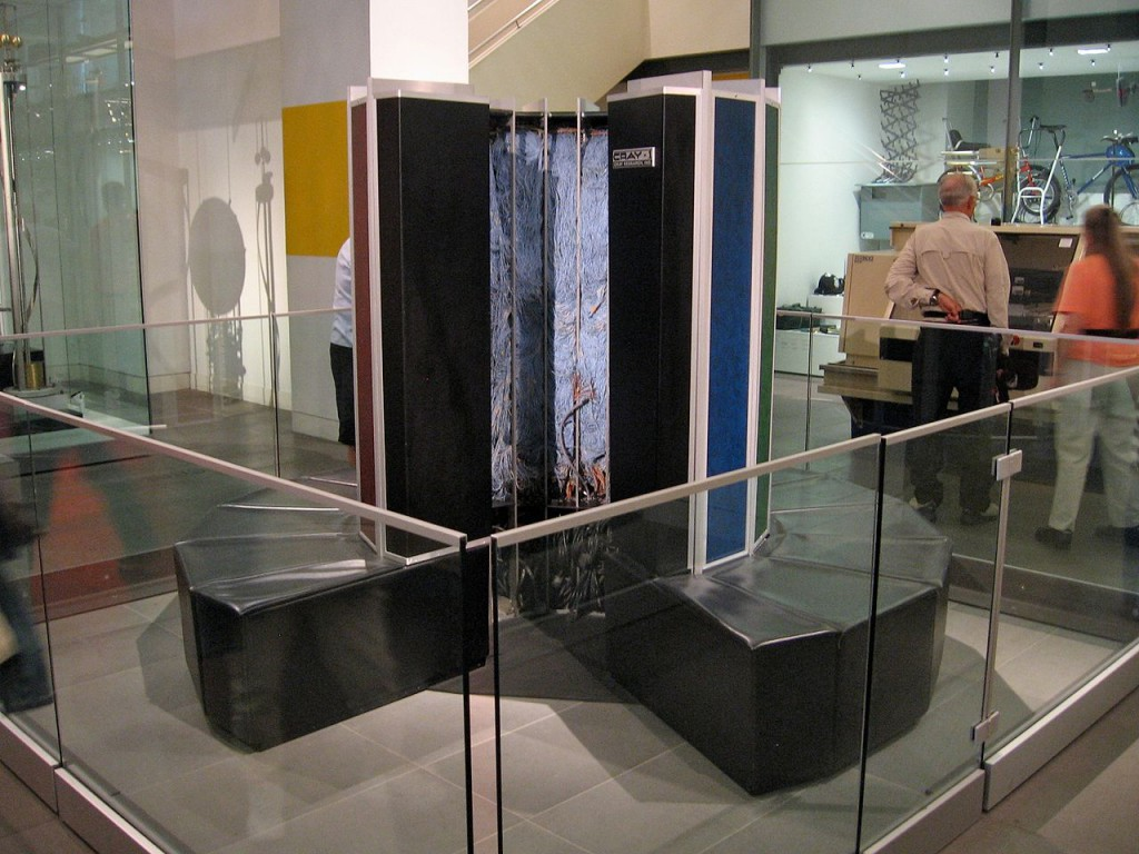 London_Science_Museum_by_Marcin_Wichary_-_Cray-1_(2289290787)